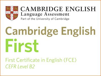 Pre-testing First Certificate in English (FCE)