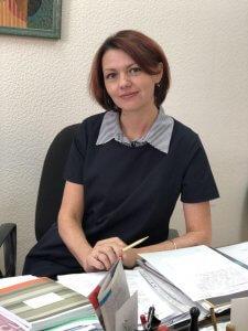 Кафедра иностранных языков и русского как иностранного