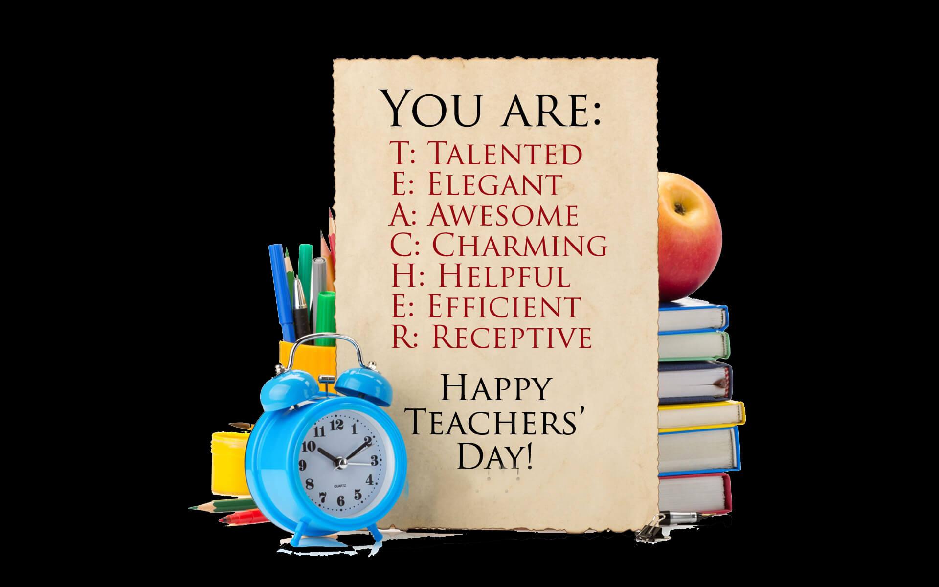 Поздравления с днем рождения учительницу по английскому